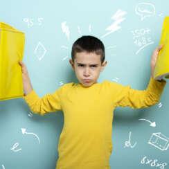 Disturbi Specifici dell' Apprendimento: un fenomeno in continua crescita tra i banchi di scuola